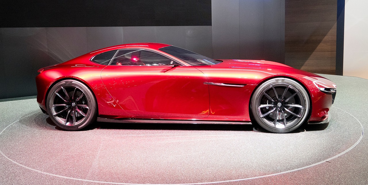 With The Mazda RX Vision (we Also Might Call It RX 9) The Successor To The  RX 8, Was Presented At The Tokyo Motor Show 2015. Like Its Predecessor, The  RX 9 ...