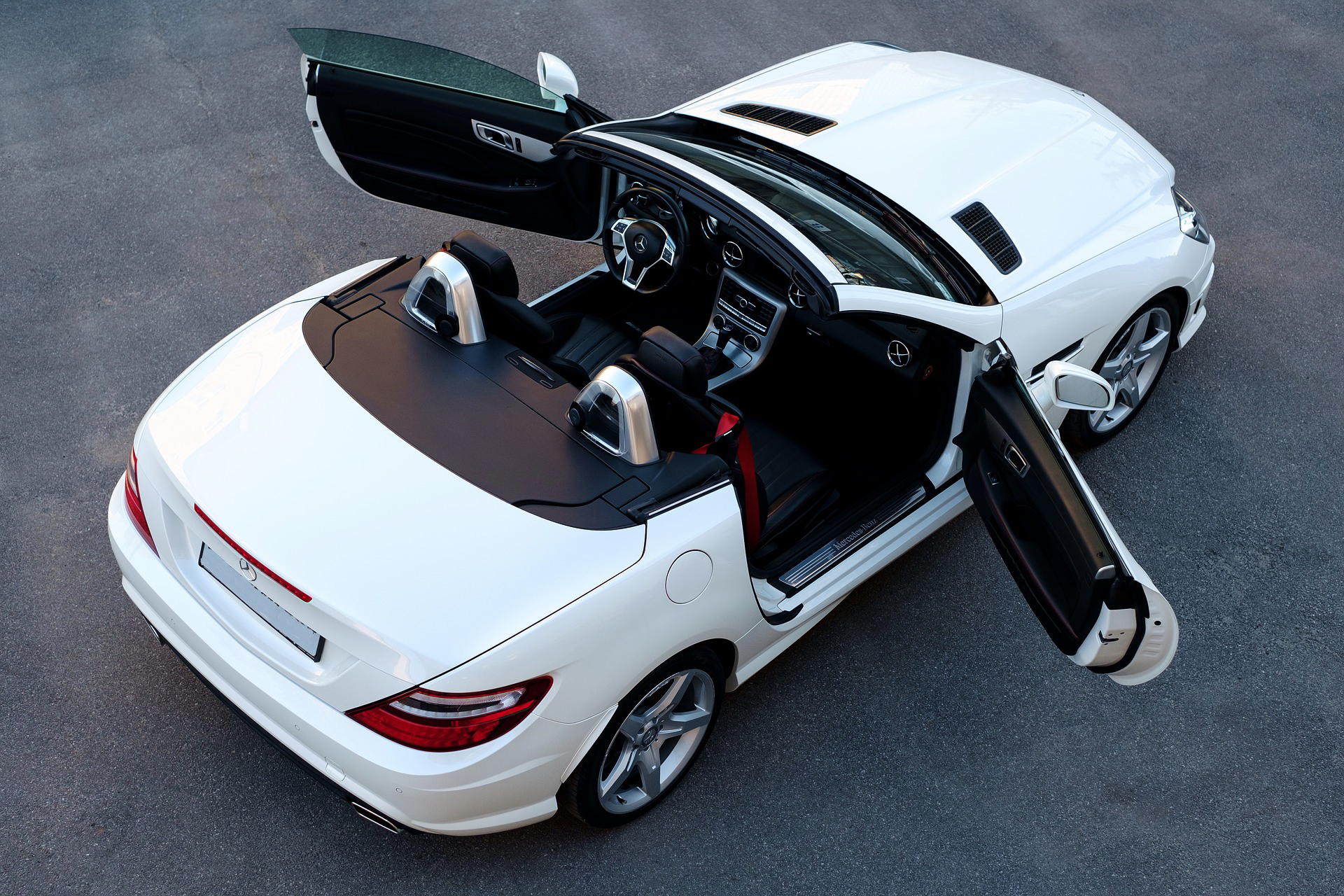 mercedes slk r172 the transition to the mercedes slc. Black Bedroom Furniture Sets. Home Design Ideas